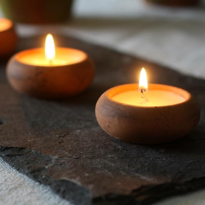 duftkerzen selber machen aetherische oele kerzen