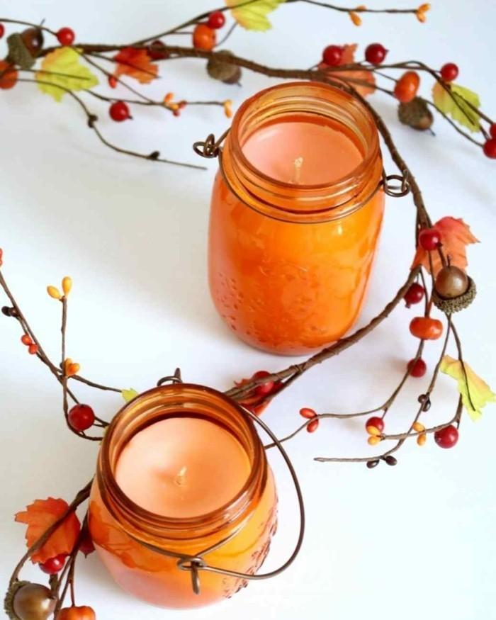 duftkerzen selber machen aetherische oele orange
