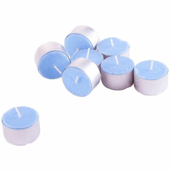 duftkerzen selber machen aetherische oele teelicht