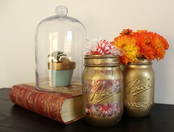 einmachgläser deko einmachglas vase behälter für süßigkeiten