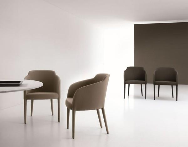 esszimmerstühle mit armlehne stilvolles esszimmer einrichten runder tisch