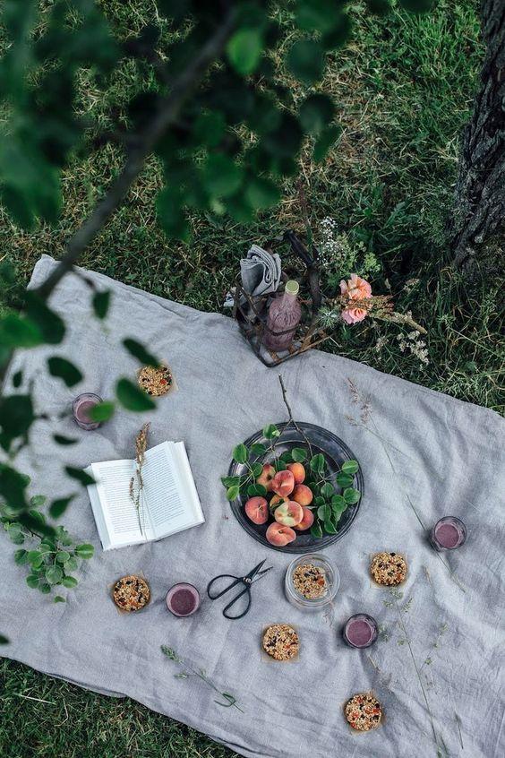 ganz einfache ideen picknick ideen