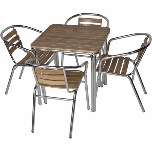 Gartenstühle Alu - eine wunderbare Option für den Außenbereich