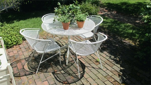 garden furniture metal Lovely patio ideas aluminium garden furniture durban metal patio chairs