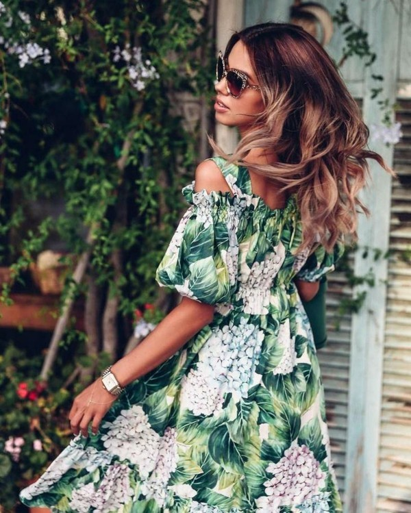Summer Dresses 2018 - Trends and more than 60 great ideas!