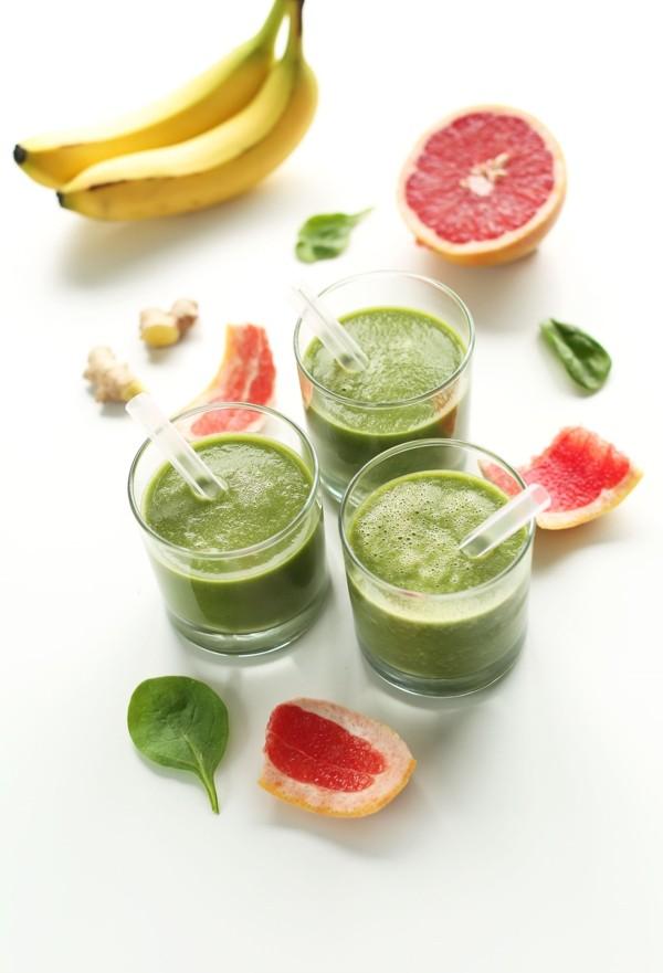 grüne smoothies mit grapefruit abnehmen tipps und tricks