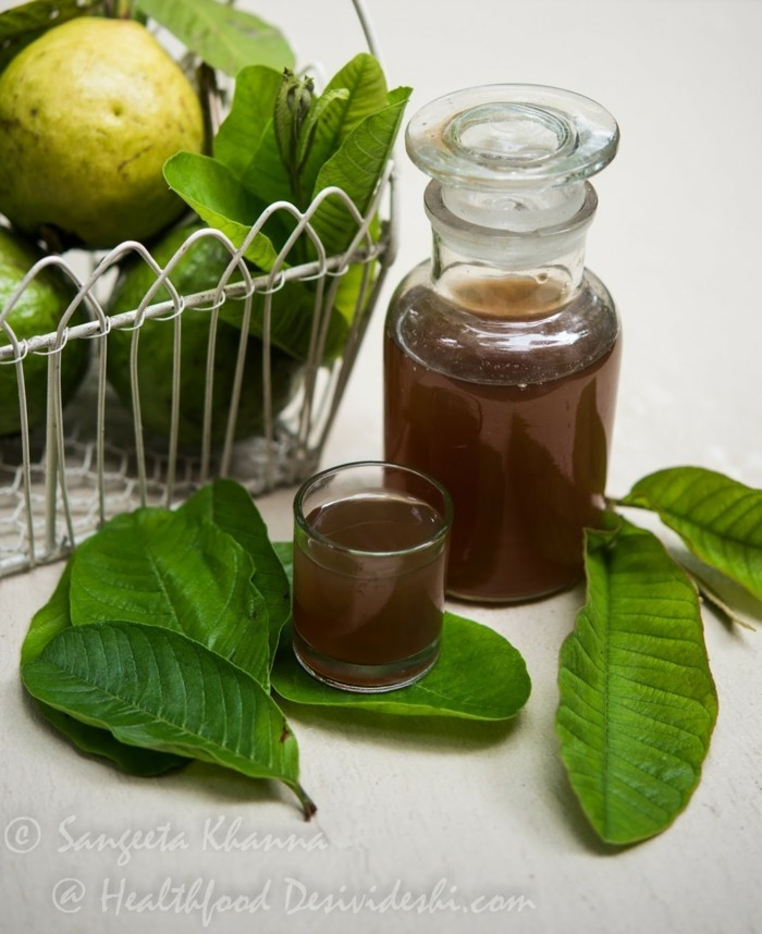 hausmittel gegen zahnschmerzen guave blaetter extrakt