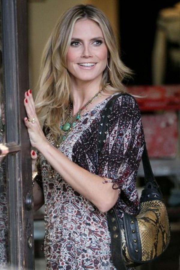 40 Heidi Klum Frisuren Als Inspiration Fur Dein Schickes Haarstyling