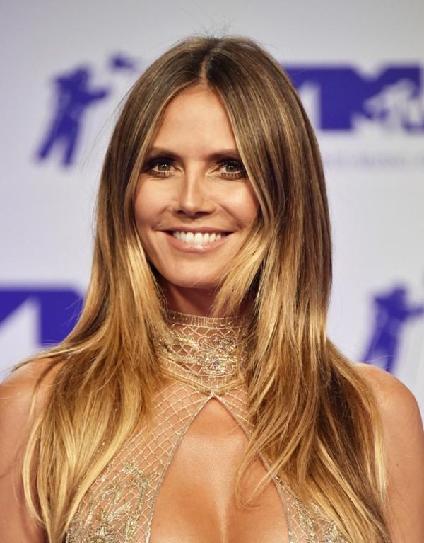 40 Heidi Klum Frisuren Als Inspiration Für Dein Schickes Haarstyling
