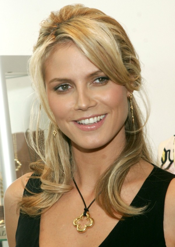 The Heidi Klum Collection For Mouawad Jewelry Showcase
