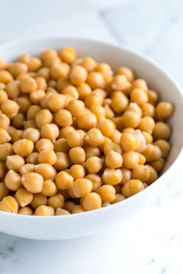 kichererbsen nährwerte einfache rezepte gesund essen