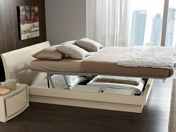 storage for small bedrooms Elegant 100 space saving small bedroom ideas small bedrooms mattress