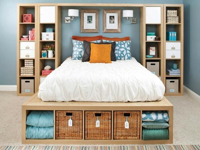 best kleines schlafzimmer einrichten optimal ideas. Black Bedroom Furniture Sets. Home Design Ideas