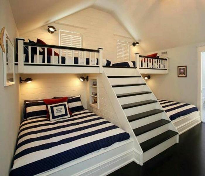 kleines schlafzimmer einrichten und den verf gbaren raum optimal nutzen. Black Bedroom Furniture Sets. Home Design Ideas
