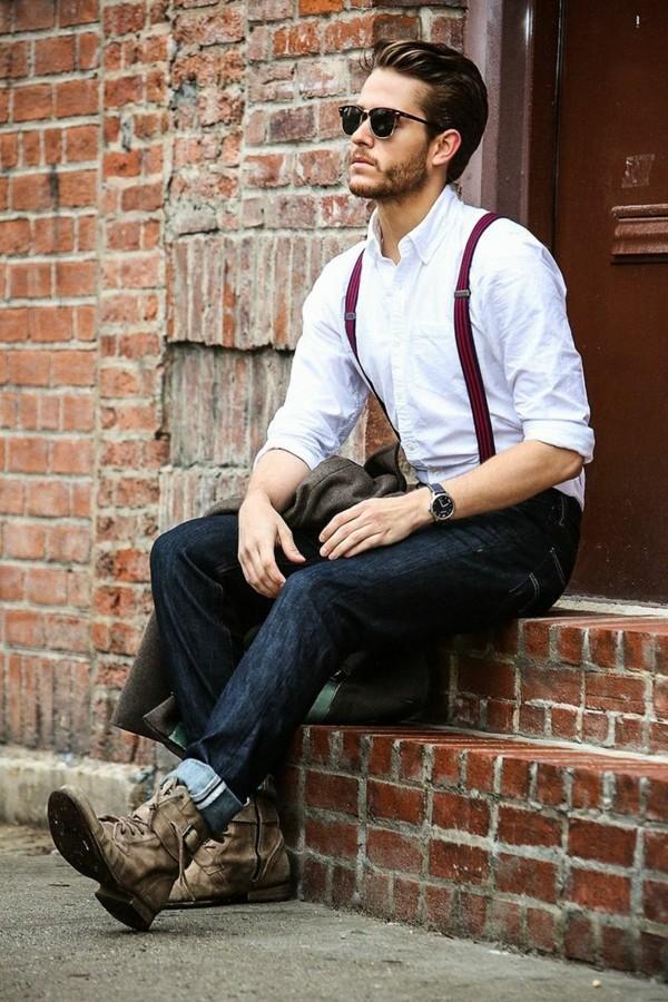 männer outfits trends herren accesoires