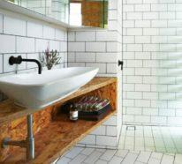 Schön Badezimmer Ideen U2013 Fliesen, Leuchten, Möbel Und Dekoration