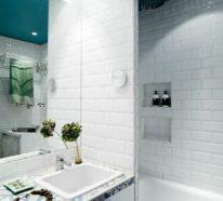 Metro Fliesen im Bad – eine trendige und doch zeitlose Entscheidung fürs Badezimmer!