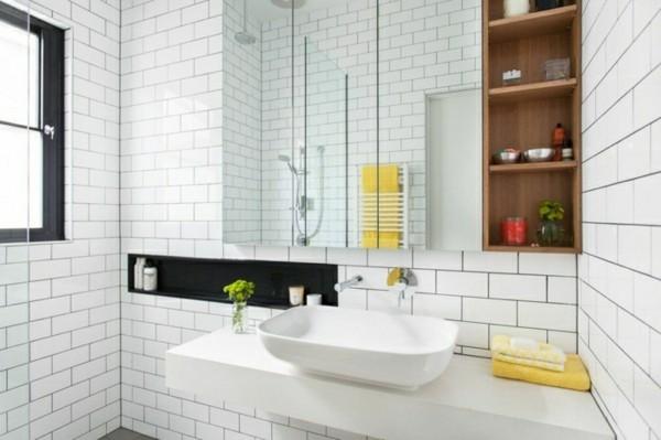 metro fliesen bad eine trendige und doch zeitlose entscheidung f rs badezimmer. Black Bedroom Furniture Sets. Home Design Ideas