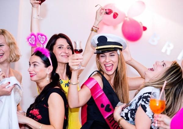 party für frauen junggesellinnenabschied ideen