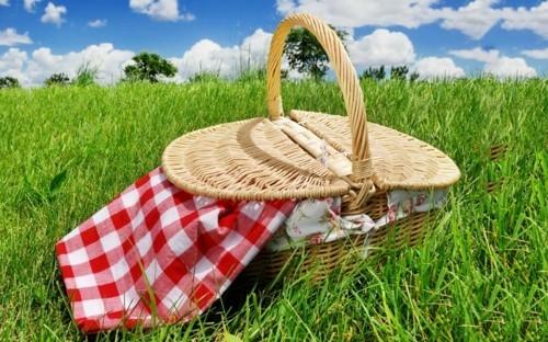 picknick ideen toller korb