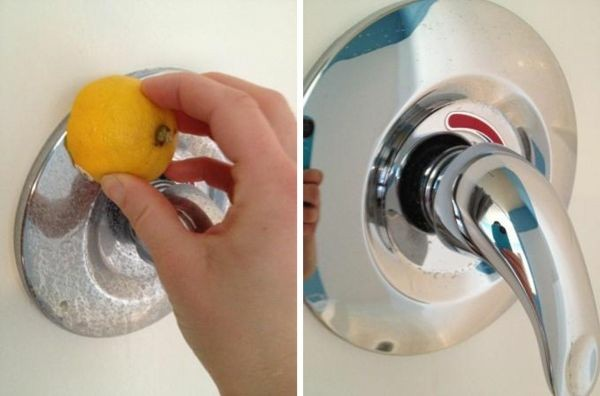 putzen mit zitrone effektiv