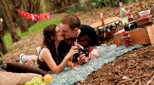 romantischer anlass picknick ideen