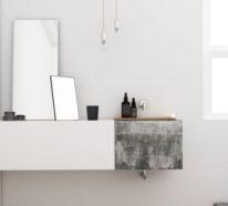 Naturstein-Waschbecken im Kontext moderner Badezimmer Trends