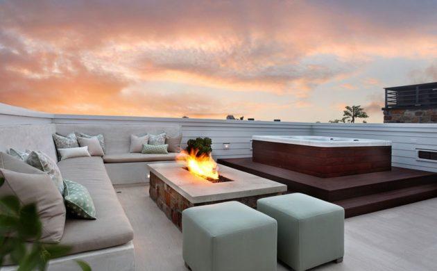 1000 Ideen Fur Moderne Terrassengestaltung Aus Stein