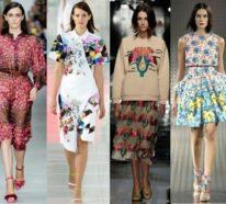 Sommerkleider 2018 – Trends und mehr als 60 tolle Ideen!