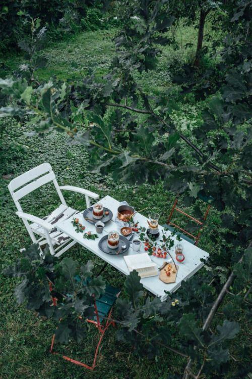 toller tisch picknick ideen