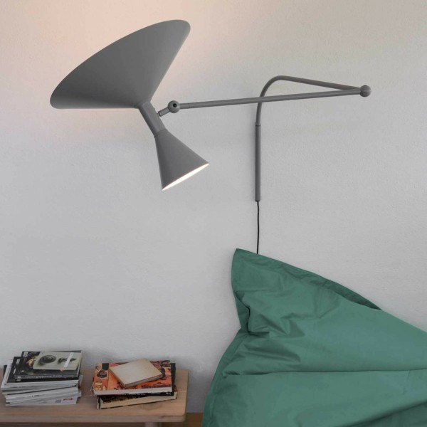 wandleuchten innen funktionale wandlampe schlafzimmer nachtlampe