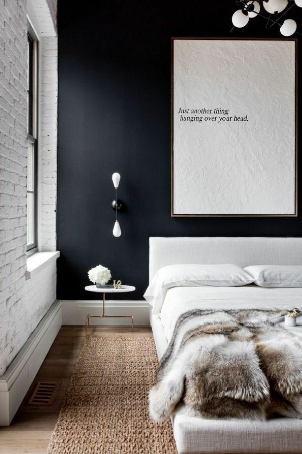 wandleuchten innen moderne nachtlampe schlafzimmer gestalten ideen