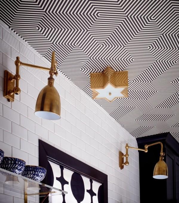 wandleuchten innen schicke wandlampen moderne küche