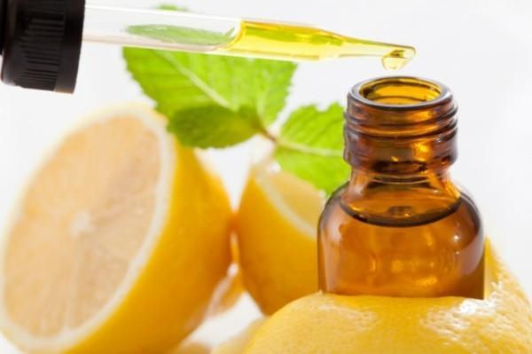 zitrone gesund zitronenöl gegen depression