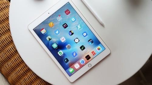 Apple iPad 2018 kinderleicht damit zu arbeiten