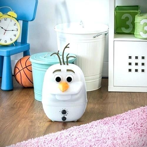Komisch niedlich aussehender Luftentfeuchter für Kinderzimmer Jugendzimmer