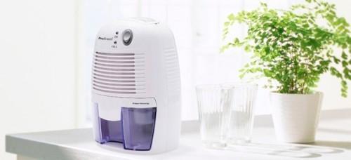 Luftentfeuchter Schimmelbildung vorbeugen zu Hause und im Büro