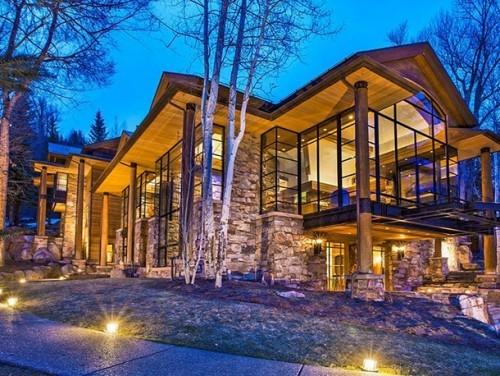 Luxusurlaub Aspen Colorado Komfort mitten in der Natur