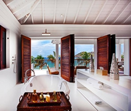 Luxusurlaub in der Karibik Wohnkomfort zum Verlieben