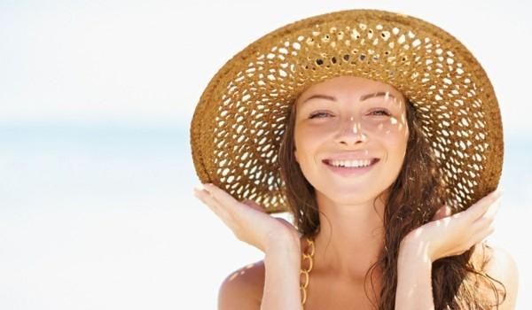 Natürliches Sonnenöl selber machen sonnenhut