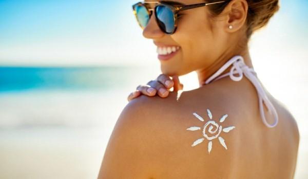 Natürliches Sonnenöl selber machen hautpflege