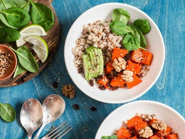 bauchfett loswerden gesunde ernährung