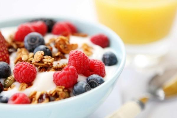 bauchfett loswerden gesundes frühstück