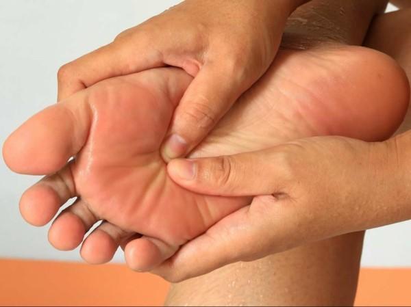 besenreiser entfernen koriandersamen reflexzonen massage