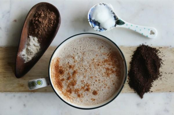 bulletproof coffee rezept mit zimt