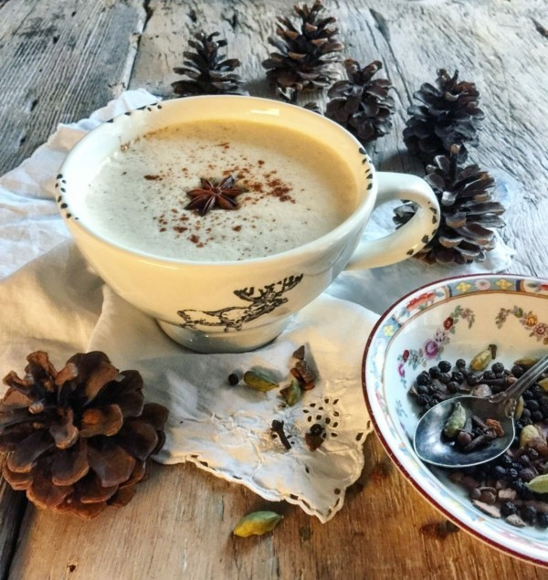 bulletproof coffee rezept winter