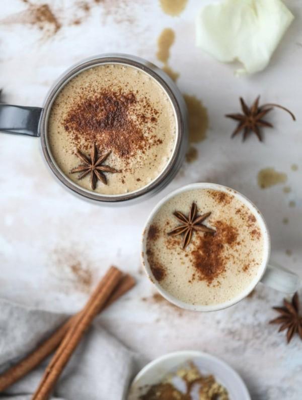 bulletproof coffee rezept zimt