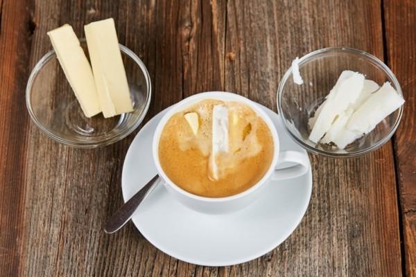 butterkaffee bulletproof coffee rezept