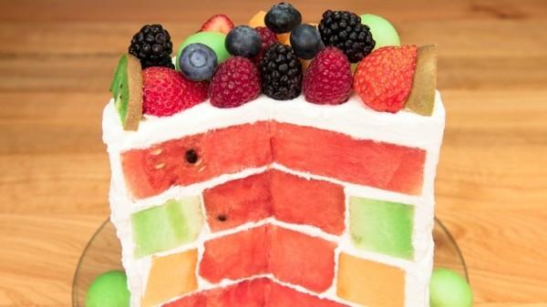 dehydrieren vermeiden honigmelone torte