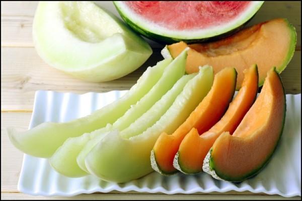dehydrieren vermeiden honigmelone